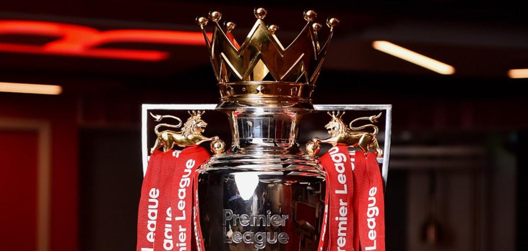 Trofi Liga Inggris - Liverpool