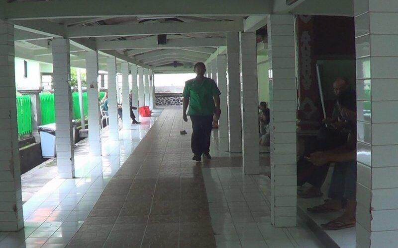 Ilustrasi lorong rumah sakit. - Antara