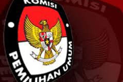 Logo KPU. - Istimewa