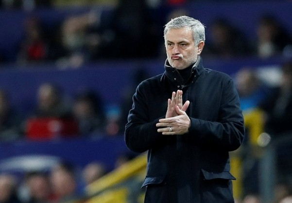 Pelatih Tottenham Hotspur, Jose Mourinho - Reuters