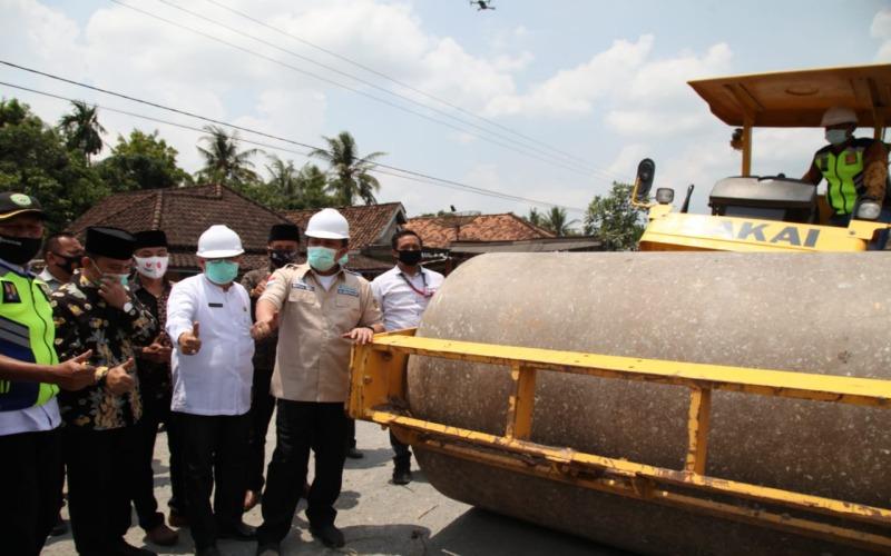 Pemprov Sumsel Kucurkan Rp111 Miliar untuk Perbaikan Infrastruktur OKI