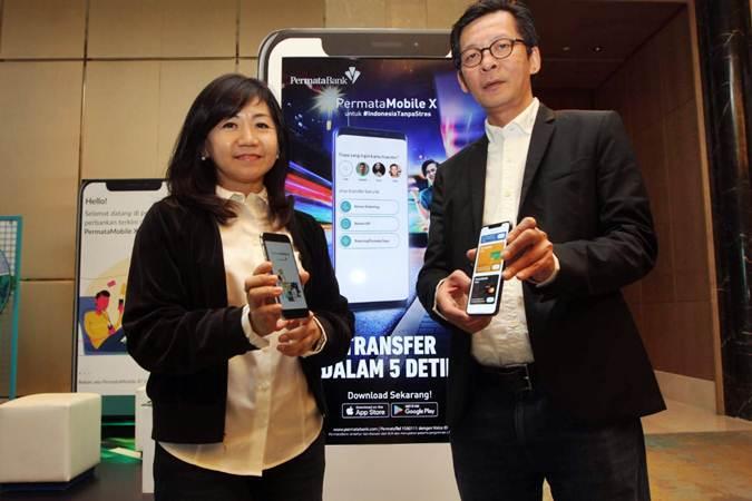 BNLI PermataMobile X Kini Punya Fitur Token dan Mobile Pin - Finansial Bisnis.com