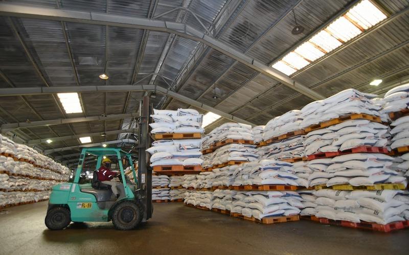 Pupuk Kaltim menyiapkan stok pupuk nonsubsidi di setiap distributor dan kios resmi di seluruh wilayah distribusi perusahaan guna mengantisipasi kelangkaan pupuk sekaligus memenuhi kebutuhan petani jelang musim tanam. - JIBI/Istimewa