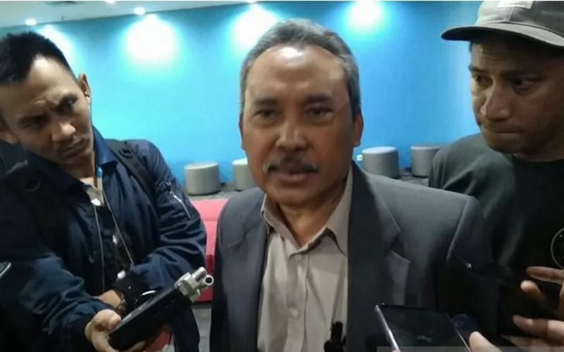 Anggota Dewas KPK Syamsuddin Haris. - Antara