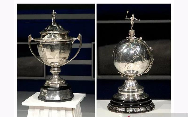 Piala Thomas-Piala Uber - Antara
