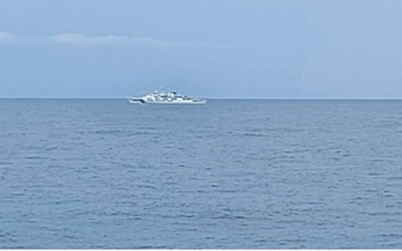 Ilustrasi - KN Nipah 321 adalah salah satu unsur Bakamla RI yang sedang melaksanakan operasi cegah tangkal 2020 di wilayah zona maritim barat Bakamla. - bakamla.go.id