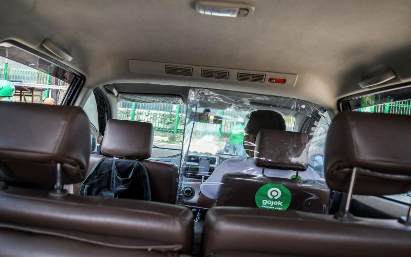 Taksi Online - Antara / Galih Pradipta