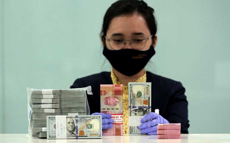 Nilai Tukar Rupiah terhadap Dolar Hari Ini, 16 Sep