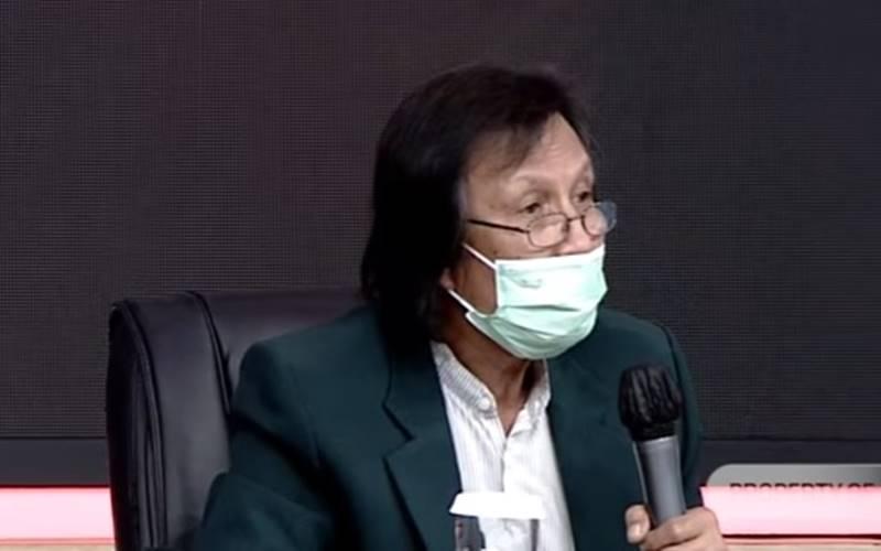 Kepala Biro Hukum, Pembinaan dan Pembelaan Anggota Ikatan Dokter Indonesia (IDI)  dr H.N. Nazar. JIBI - Bisnis/Nancy Junita