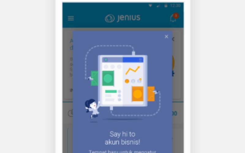 Jenius Bisnis - jenius.com