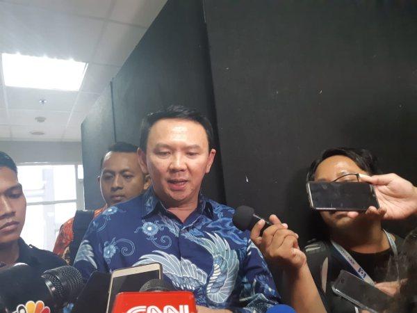 Basuki Tjahaja Purnama alias Ahok - Bisnis/Gloria FK Lawi