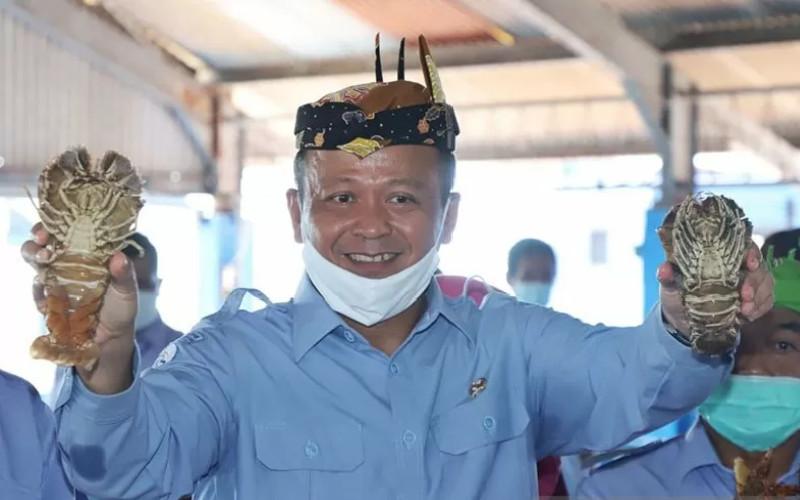 Menteri Kelautan dan Perikanan Menteri Menteri Kelautan dan Perikanan Edhy Prabowo. - Antara