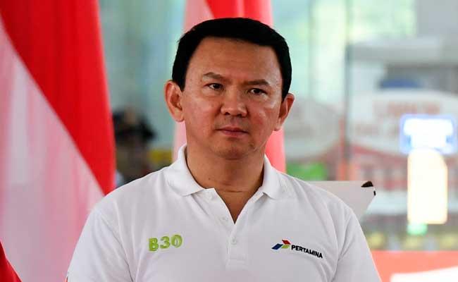 Komisaris Utama PT Pertamina (Persero) Basuki Tjahaja Purnama - Antara