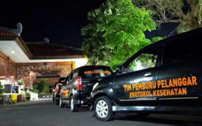 Mobil pemburu pelanggar Covid-19 milik Pemkab Pamekasan - Antara/Abd Aziz