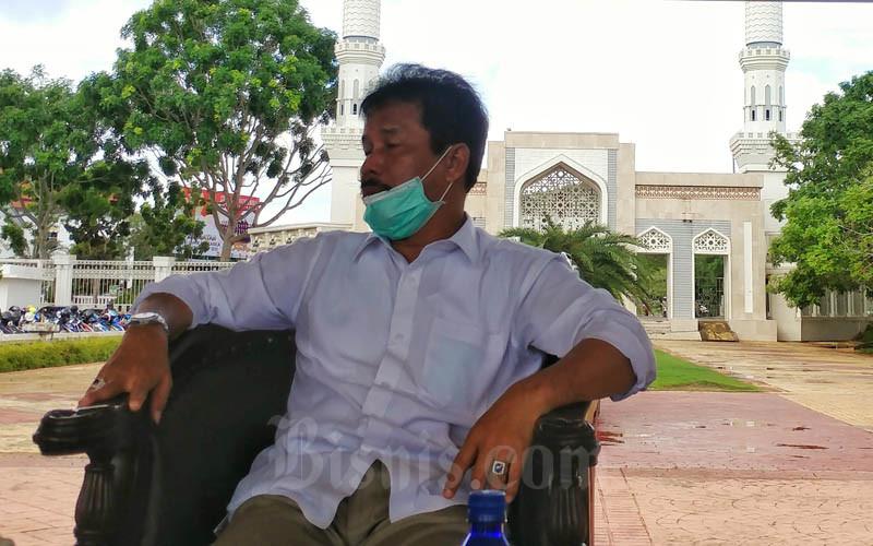 Muhammad Rudi, Walikota Batam dan juga Kepala Badan Pengusahaan (BP) Batam. - Bisnis/Bobi Bani