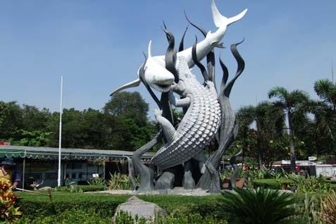 Ikon Kota Surabaya.