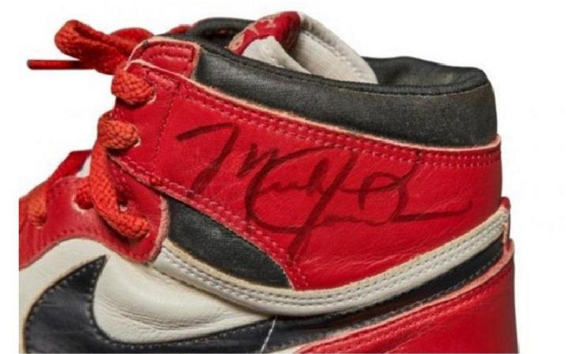 Sepatu Air Jordan 1 - Antara