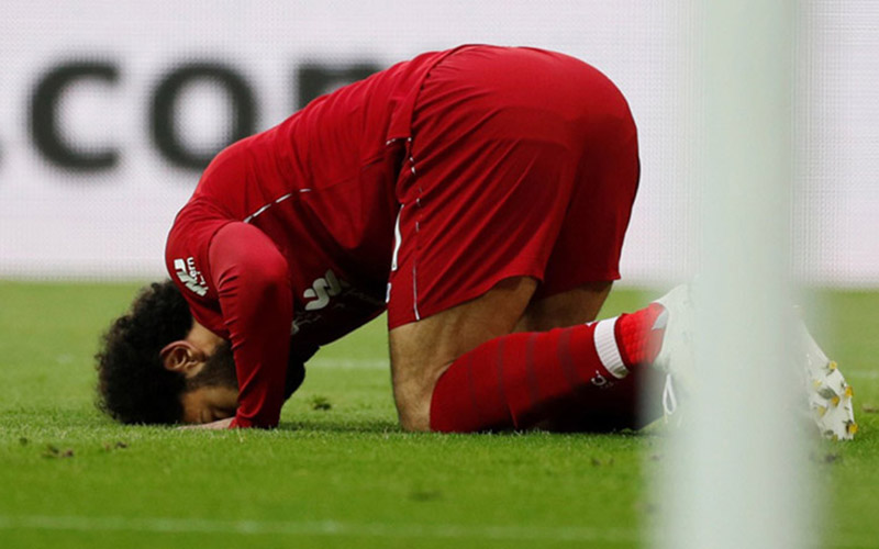 Striker Liverpool Mohamed Salah/Reuters - Lee Smith