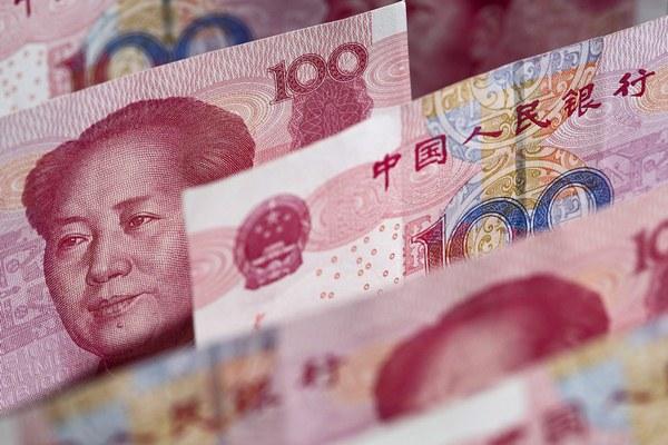 Mata uang China Yuan - Bloomberg