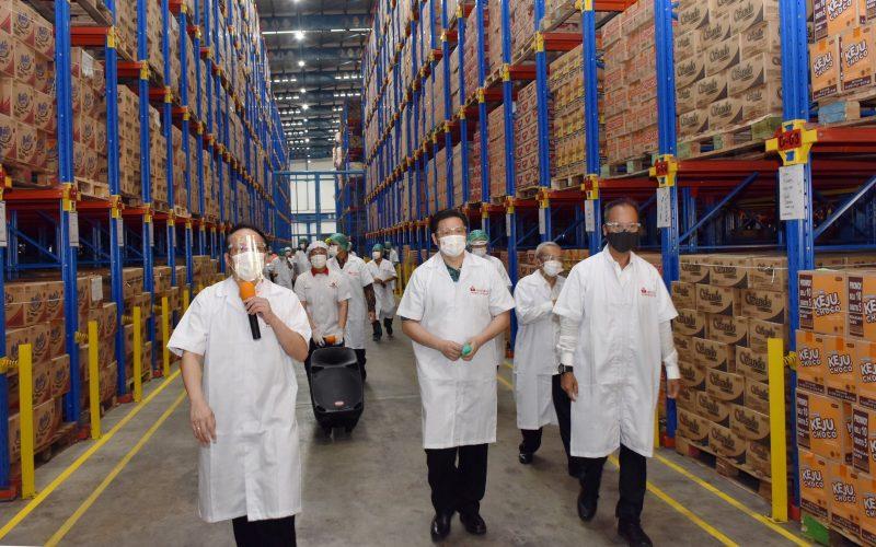MYOR Konsumsi Mulai Pulih, Mayora (MYOR) Optimis Penjualan Terus Melaju - Market Bisnis.com