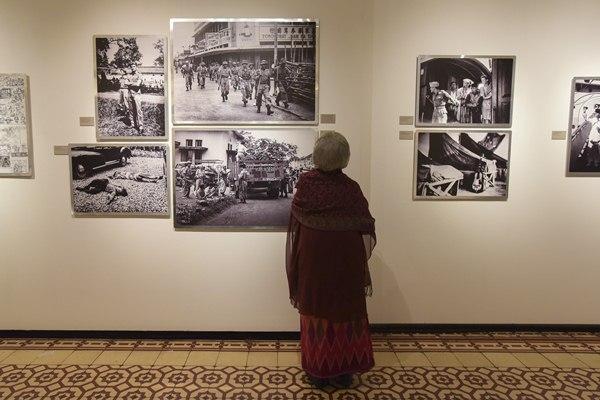 Ilustrasi-Pameran foto sejarah Indonesia - Antara