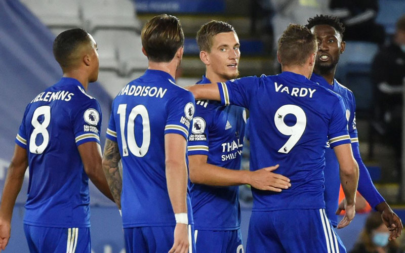 Hasil Liga Inggris : Menang Lagi, Leicester City Pimpin ...