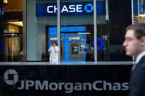 JPMorgan Chase - Istimewa