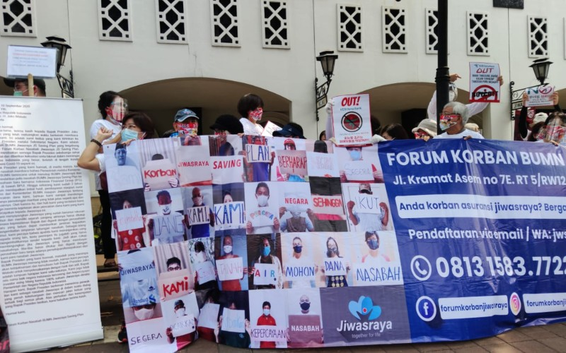 Nasabah Jiwasraya - Forum Korban Jiwasraya