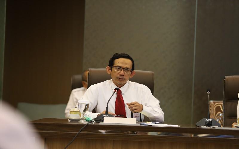 Deputi Kepala BPKP Bidang Pengawasan Instansi Pemerintah Bidang Polhukam PMK, Iwan Taufiq Purwanto