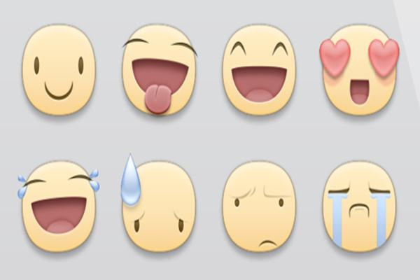 Emoji emosi - Istimewa