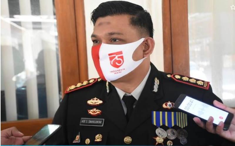 Kapolresta Solo Kombes Pol Ade Safri Simanjuntak. - Istimewa