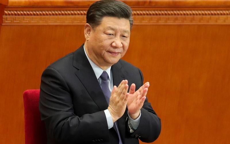 Presiden China Xi Jinping - Bloomberg