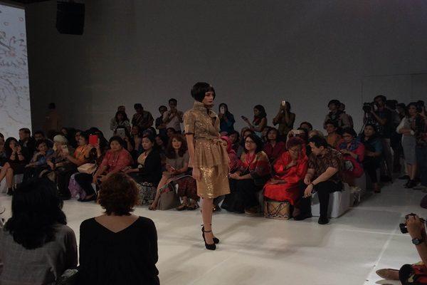 Koleksi batik Pacitan Stephanus Hamy - Bisnis/Duwi Setiya Ariyanti