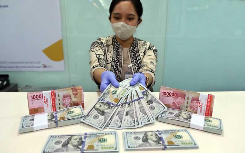 Kurs Jual Beli Dolar As Di Bca Dan Bni 23 September 2020 Finansial Bisnis Com