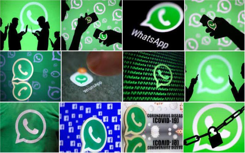 Ikon Rooms juga ada di menu panggilan (call), yang kemudian akan mengarahkan pengguna ke Messenger untuk membuat Rooms.  - Ilustrasi BISNIS.COM