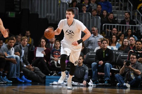 Pebasket Denver Nuggets, Nikola Jokic - Twitter NBA
