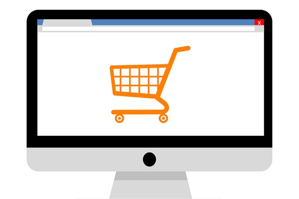 Ilustrasi e-commerce. - istimewa
