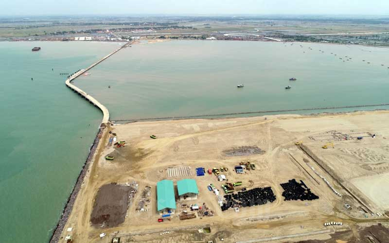 PORT SMDR Tiga Emiten Tunggu Lelang Operator Pelabuhan Patimban - Market Bisnis.com