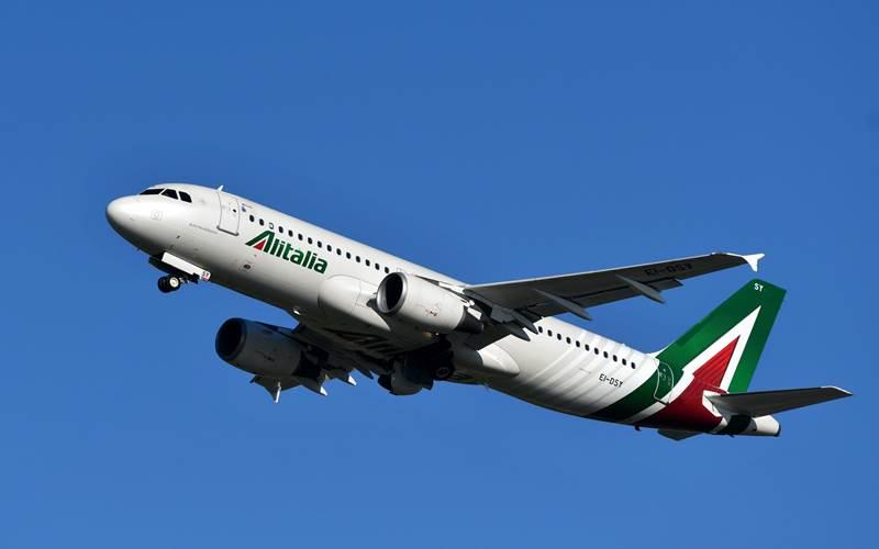 Maskapai Alitalia
