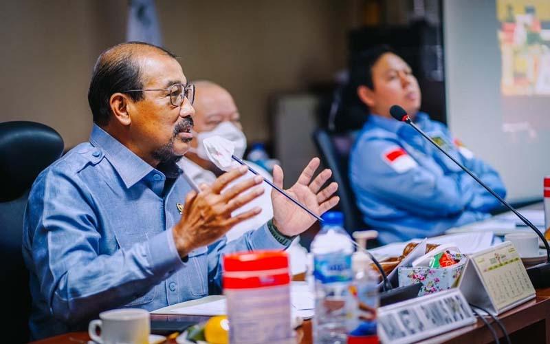 Wakil Ketua Dewan Perwakilan Daerah Republik Indonesia (DPD RI) Nono Sampono. - Istimewa