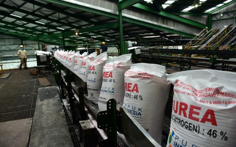 PT Pupuk Sriwidjaja (Pusri) Palembang menyiapkan stok pupuk urea bersubsidi sebanyak 201.557,61 ton untuk memenuhi kebutuhan petani selama musim tanam terakhir tahun 2020.