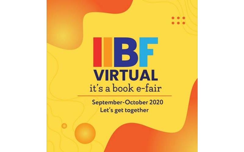 Poster IIBF Virtual 2020 - indonesia/bookfair.com