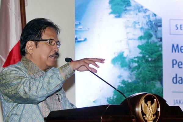 Menteri ATR/Kepala BPN Sofyan Djalil / Bisnis - Abdullah Azzam
