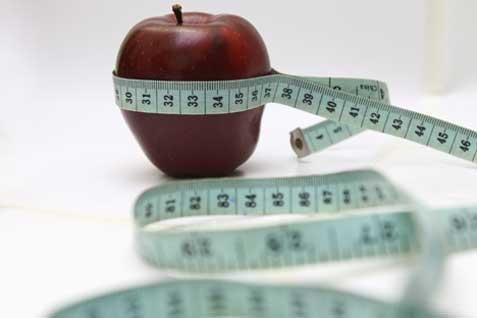 ilustrasi diet - bisnis.com