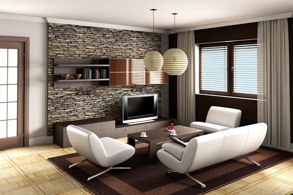 Ruang tamu - homedecoren.com