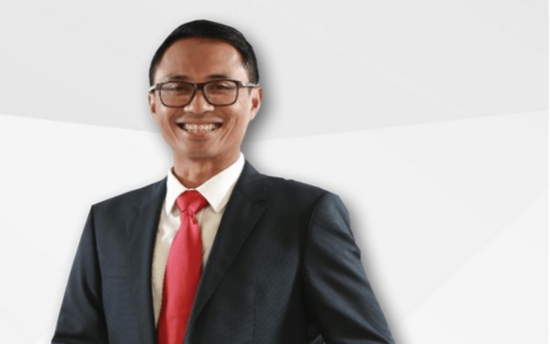 Faizal Rochmad Djoemadi, Direktur Utama PT Pos Indonesia (Persero). Istimewa
