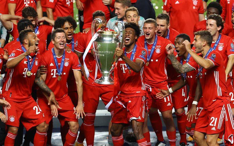 Bayern Munchen - Eurosport
