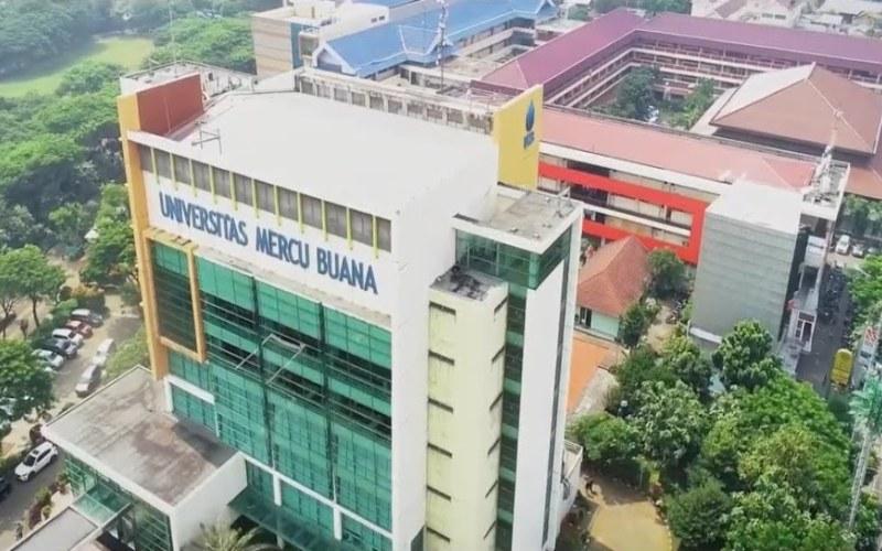 Universitas Mercu Buana (UMB) Jakarta akan menggelar konferensi internasional pada 28-29 September 2020. Kegiatan itu akan digelar secara virtual. - mercubuana.ac.id