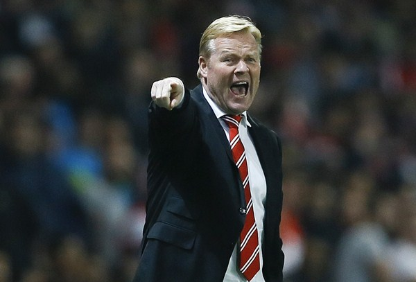 Pelatih FC Barcelona Ronald Koeman - The Independent