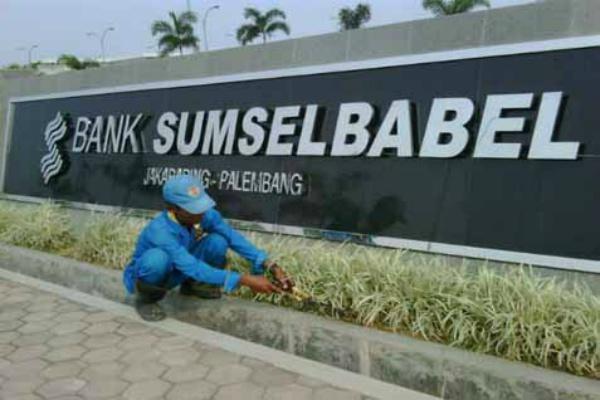 Bank Sumsel Babel - Istimewa